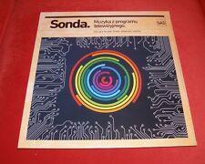 LP VINYL SONDA MUZYKA Z PROGRAMU TV SEALED LP SONOTON MIKE VICKERS LIMITED 300