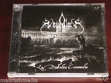 Nevaloth: La Diabolica Commedia CD 2010 Sonic Temple Records STR 005