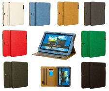 Juppa® Suede Finish Case for Samsung Note 10.1 N8000 with Screen Guard & Stylus