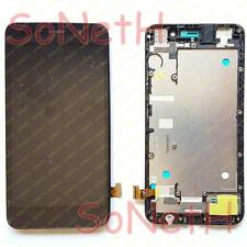 TOUCH SCREEN ED LCD DISPLAY CON FRAME PER HUAWEI SCL-L01 NERO