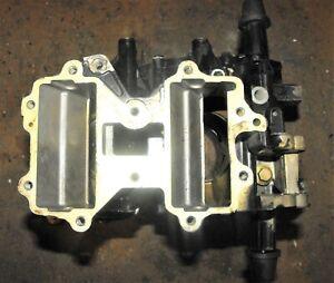 Johnson 50 HP 2 Stroke Cylinder Crankcase Assembly PN 0437342 Fits 1995-2005