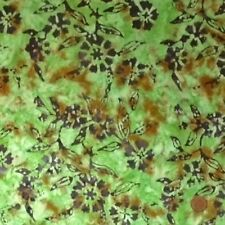 """Crafts Fat Quarters, Bundles Batik Less than 45"""" Fabric"""