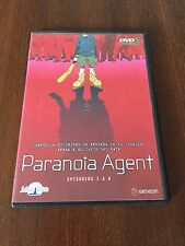 PARANOIA AGENT 1 DVD - DVD MANGA 2 - EPS 1 A 6 - 150 MIN SLIMCASE SELECTA VISION