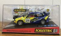 SCALEXTRIC SCX REF 6072 SEAT CÓRDOBA E2 Movistar Cañellas WRC