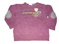 Topolino tolles Sweatshirt / Pullover Gr. 122 weinrot !!