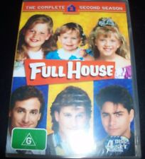 Full House The Complete Second 2nd Season 2 (Australia Region 4) DVD – New
