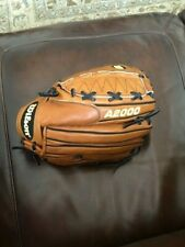 Wilson A2000 PRO-STOCK XL Baseball Glove,12.5 Inch,Dual Hinge, Left Handed Throw