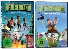 "2 DVDs * DIE OLSENBANDE - IN FEINER GESELLSCHAFT + AUF HOHER SEE SET # NEU OVP """