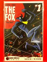 The Fox #1 (2015) Dark Circle Comics