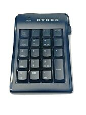 DYNEX USB 19 keys Numeric Number Num Pad Keypad Keyboard for Laptop Notebook