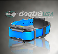 NEW Dogtra Pathfinder GPS Track and Train Add On Reciever With Blue Collar