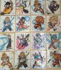 Dragon ball Heroes color paper ART 1 all 16 kinds full comp Limited Very rare