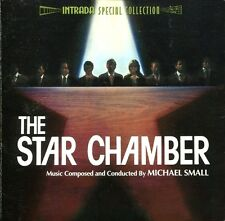 The Driver / The Star Chamber (CD, Intrada Special Collection) Michael Small