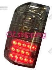 2x Smoked len LED Tail light for Nissan Patrol GU 1997-2004 4WD 4x4 Series 1 2 3