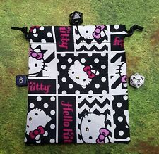 Hello Kitty Squares dice bag