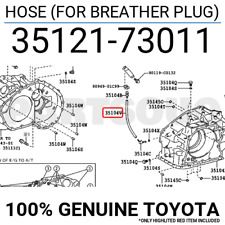 Genuine Toyota 90930-03098 Breather Plug