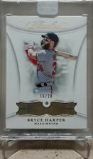 2018 Flawless BRYCE HARPER Diamond /20