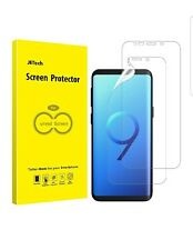 JETech Screen Protector for Samsung Galaxy S9, TPU Ultra HD Film, Full Screen Co