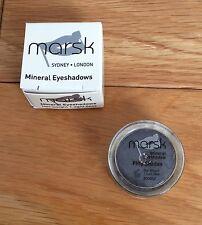 Marsk Mineral Eyeshadow 'Fifty Shades' Full Size 1.2g Metallic Silver BNIB