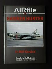 20285/ AIRFILE No. 12 – Hawker Hunter in RAF Service - TOPP HEFT