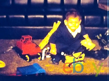 Construction Worker Vehicles and Other Toys Christmas 1970 - 8mm Home Movie