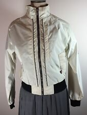 Authentic Belstaff Black Prince Enfield Blouson Jacket EU 44 Made In Italy