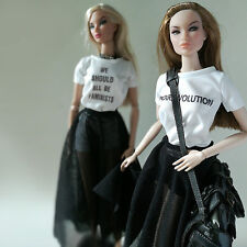 Doll clothing for Fashion Royalty FR2 FR Barbie Poppy Parker and 1/6 scale doll.