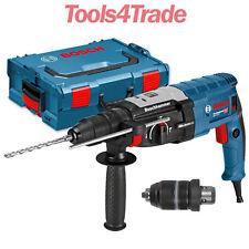 Bosch GBH2-28F SDS-Plus Rotary Hammer Drill + Chuck in L-Boxx 240V 0611267671