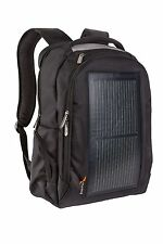 EnerPlex Packr Solar Backpack Commuter Charges Your Electronic Devices Fast NEW