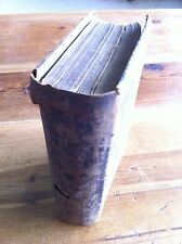 The Holy Bible Translated from Latin Vulgate 1847 Irish Dublin Old New Testament