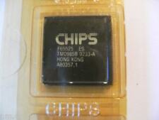 2x  F65525ES  LCD/CRT controller  QFP160   CHIPS