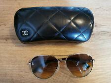 Chanel - Sonnenbrille / Pilotenbrille - 4189-T-Q - c.395/4N - 59□14 - 135 2N