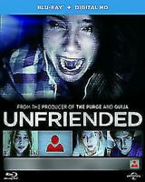 Unfriended Blu-Ray Nuovo (8304406)