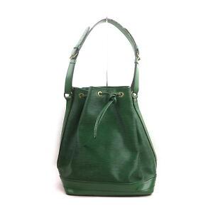 Louis Vuitton LV Shoulder Bag M44004 Noe Greens Epi 1422243