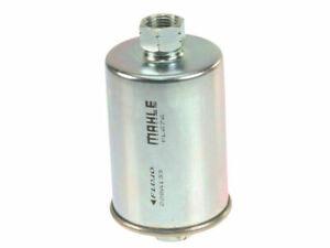 Mahle Fuel Filter fits Buick Regal 1985-1991 99RNHJ