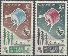 Timbres Cosmos Nouvelles Hébrides 211/2 ** lot 23876