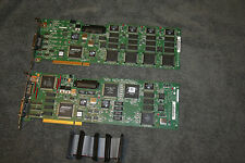 Digidesign DSP Farm PCI Card &Disk I/O Card for Pro Tools w/connector Cable