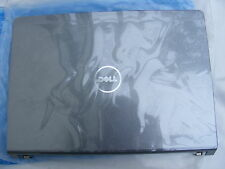 NEW DELL P557X DELL STUDIO 1535 1536 1537 LCD COVER GREY LID INC HINGES
