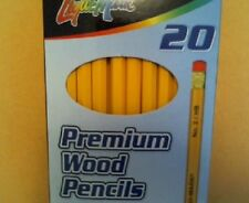 Back to school Premium Wood pencils #2 box of 20