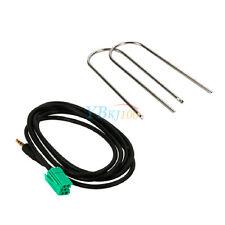 3.5mm MP3 Aux Input Adapter Audio Cable For Renault Clio Megane Laguna 2005-2011