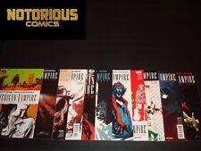 American Vampire Second Cycle 1-11 Complete Comic Lot Run Set Snyder Vertigo