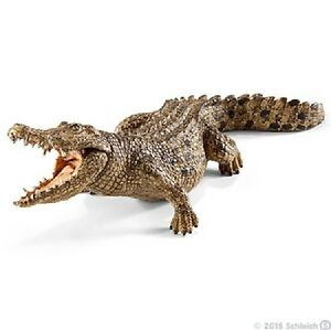 NEW SCHLEICH 14736 Crocodile - Moveable Jaw