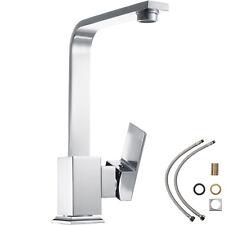 Robinet mitigeur cuisine évier rotatif salle bain bassin armature lavabo haut