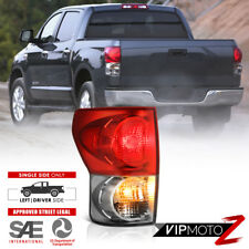 [LEFT DRIVER SIDE] 2007-2009 Toyota Tundra Factory Replacement Brake Tail Lights