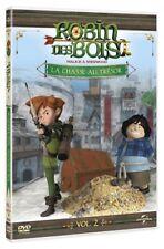 Robin des bois malice à sherwood volume 2 La chasse aux trésors DVD NEUF