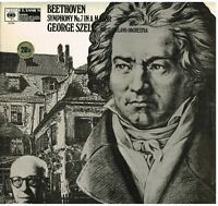 Beethoven: Symphonie N.7 / George Szell, Cleveland Orchestra - LP