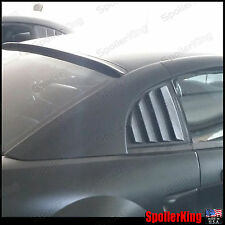 Rear Roof Spoiler Window Wing (Fits: Ford Mustang 1999-04 2dr) SpoilerKing