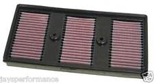 KN AIR FILTER REPLACEMENT FOR VOLKSWAGEN; TOURAN 1.6L-L4; 2004