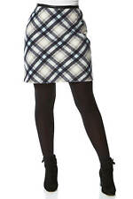 Checked Short Skirt -  Women Roman Originals