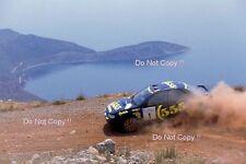 Colin McRae Subaru Impreza 555 Winner Acropolis Rally 1996 Photograph 1